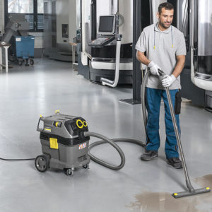 Пылесосы для сухой и влажной уборки NT (Tact)