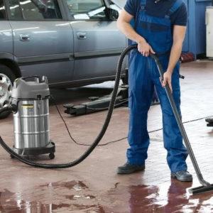 Пылесосы для сухой и влажной уборки NT